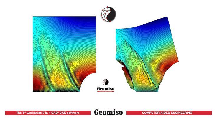#Geomiso #IsogeometricAnalysis #NewTechnology