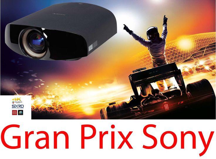 Video proiettore Sony WPL-VW 1100ES/Black | eBay