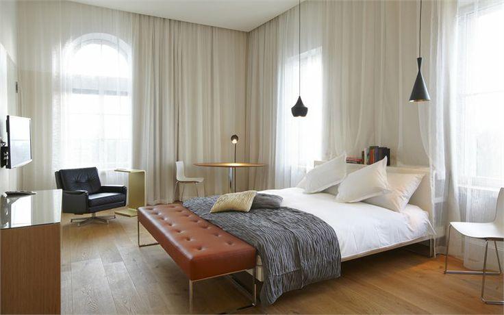 B2 Boutique Hotel + Spa, Zurigo, 2010