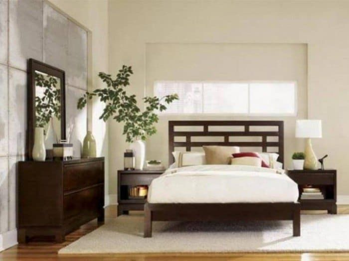Oriental Bedroom With Asian Furniture Style Asian Inspired Bedroom Asian Style Bedrooms Asian Home Decor