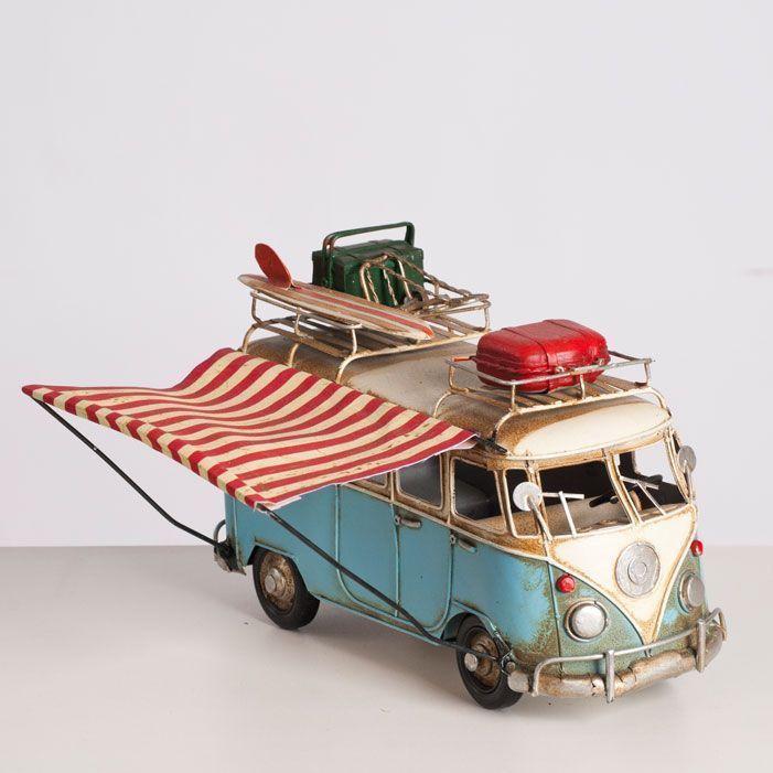 Perua Kombi VW com Toldo