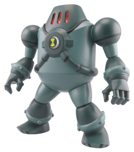 Ben 10 Ultimate Alien Heroes - NRG Ultimate Alien Heroes are the perfect toys for the Ben 10 fan.