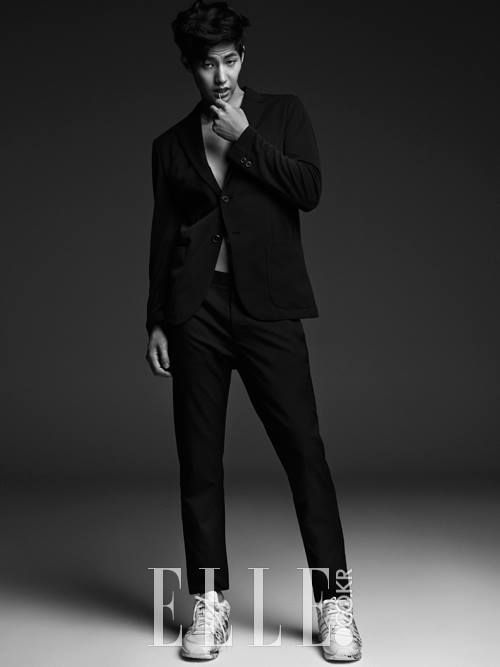 Song Jae Rim for Elle Korea