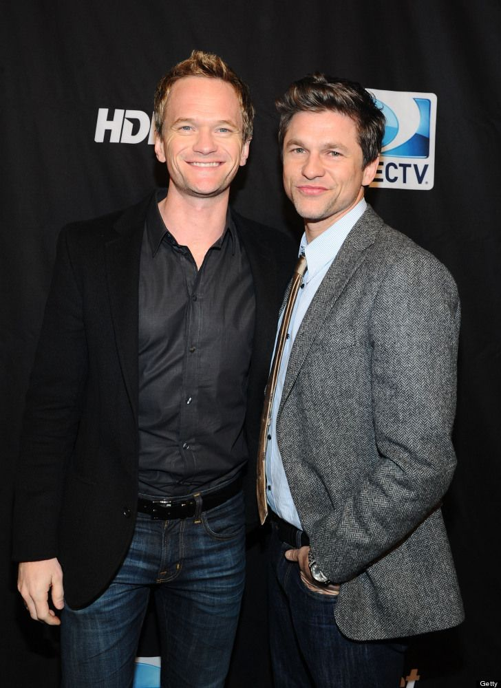 Celebrity Couples - Neil Patrick Harris & David Burtka