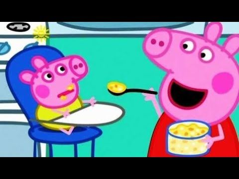 Peppa Pig Baby Alexander Episodes New Compilation Peppa Pig English