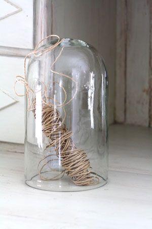 <3 touw in een glazen pot #leenbakker