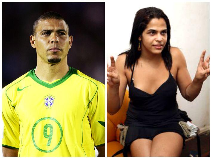 Ronaldo y travestis