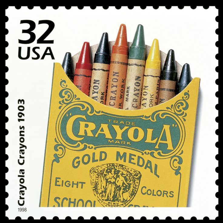 Crayons Mail: 29 Best Images About Our Colorful History On Pinterest