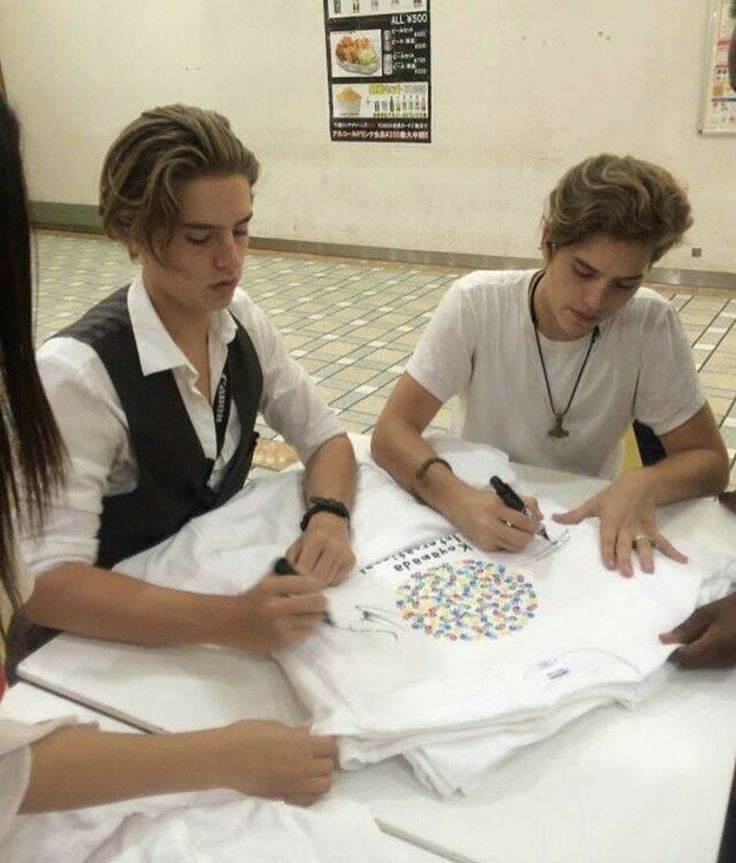 from Ishaan cole sprouse gay image