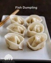 {Recipe} Ginger and Scallion Fish Dumpling + Dumpling Festival