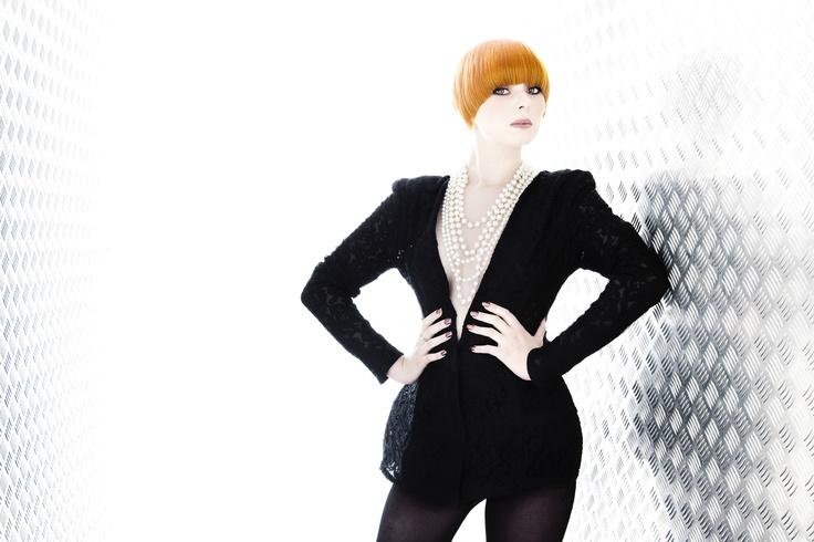 Elaine's L'oreal Young Colourist Model