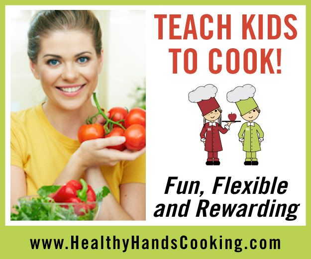 Healthy Hands Cooking Classes for Kids   Brooke Thomas 360 Your Life™