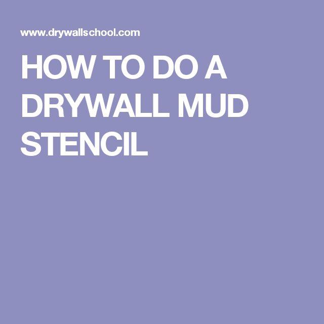 Best 25+ Drywall Mud Ideas On Pinterest