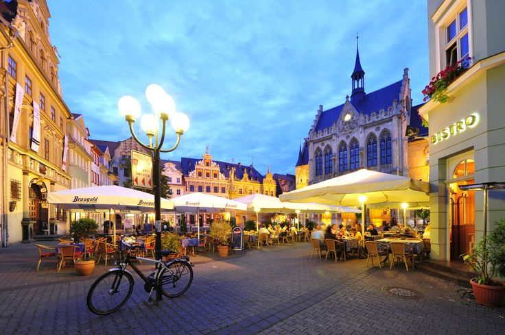 Erfurt, Germany, photo by Ministry of Tourism, Read articles at: http://www.whattravelwriterssay.com