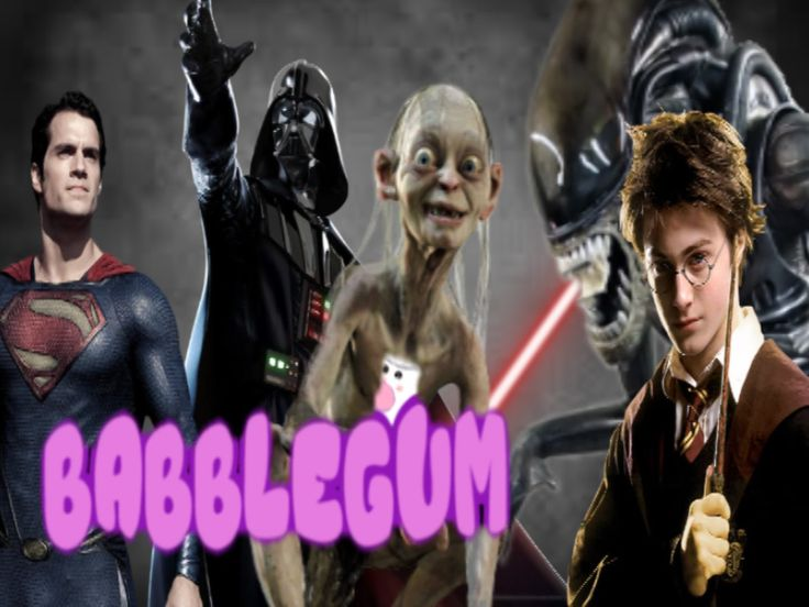 """Babblegum"" Episode 8: Nerd Blockbusters"