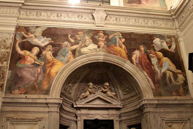 Santa Maria della Pace. Raffaello