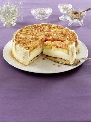 Bratapfel-Schmand-Torte