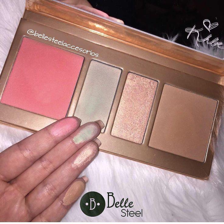 ¡DISPONIBLE! Koko's face palette Nos gusta traerte lo más nuevo y en tendencia, esta vez es el turno de esta colección que hizo Kylie inspirado en su hermana Khloé Kardashian.  Una hermosa pataleta que contiene: 1 Rubor de Polvo de Acabado Satinado 2 Polvos Iluminadores  1 Bronzer de Acabado Mate  Escríbenos a WhatsApp (6124 9649) para mayor información.  #makeup #instamakeup #cosmetic #cosmetics #TagsPorMeGustas #loveit #fashion #ventascostarica #lipstick #gloss #mascara #palettes…
