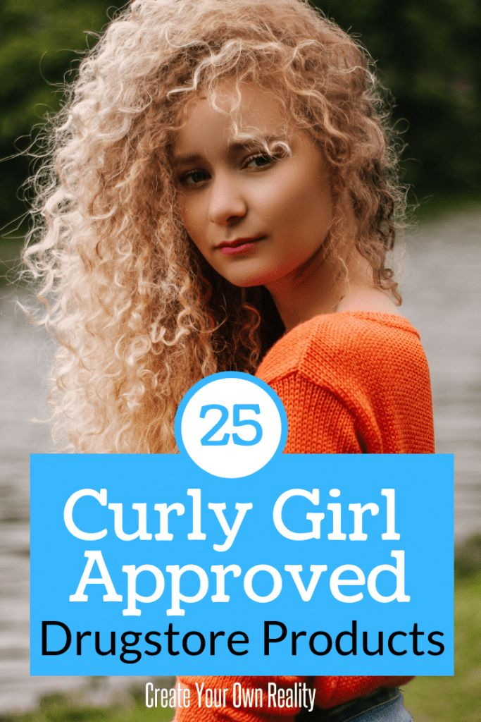 25 Curly Girl Approved Drugstore Products Create Your