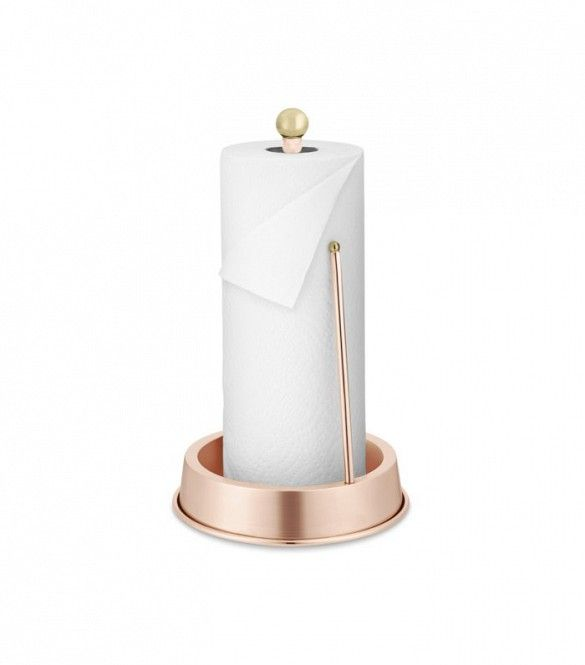 Williams-Sonoma Copper Paper Towel Holder