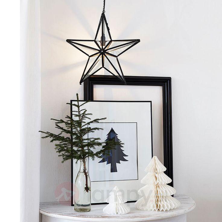 Wisząca bożonarodzeniowa gwiazda Ansgar 6507453