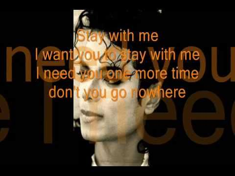 Not many know this this song but yes men feel pain too and love. Michael Jackson The Lady In My Life Lyrics - YouTube