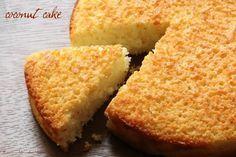 Gâteau à la noix de coco   – Recipes to Cook
