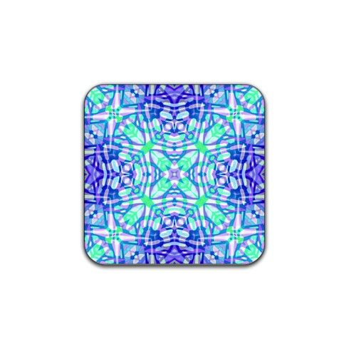 Ethnic Tribal Pattern G16 Coaster by medusagraphicart at zippi.co.uk