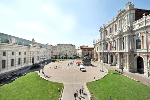 Piazza Carlo Alberto Torino