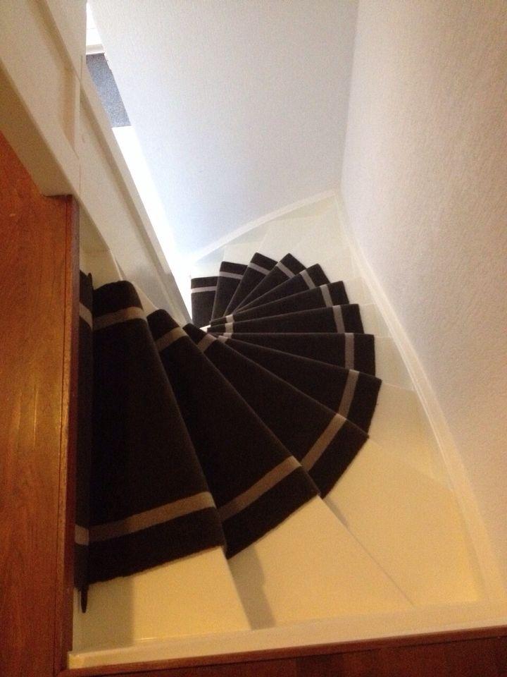 Prachtige loper op de trap!