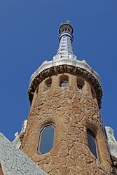 Park Güell: The park was designed by prominent architect, Antoni Gaudi, and built between 1900 and 1914.