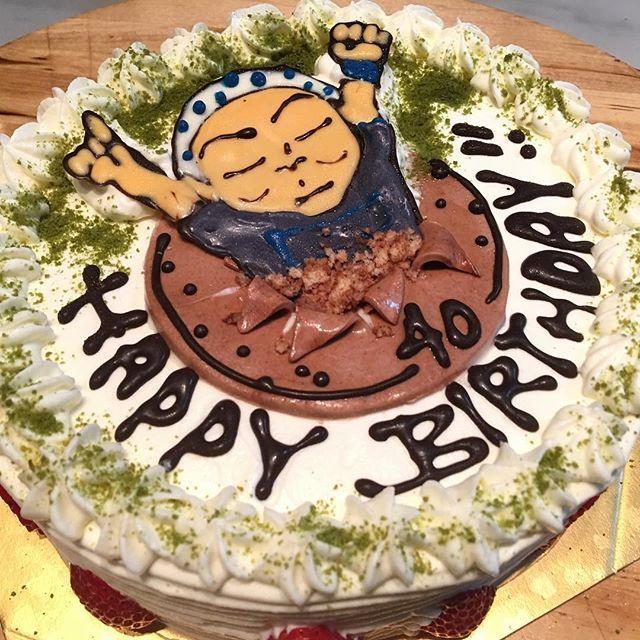 サッカーのコーチはこんなキャラクター💕 人気がうかがえますね。 For popular coaches of football⚽️ #オーダーメイドケーキ #バースデーケーキ #パーティーケーキ #オリジナルケーキ #cakes #allonsy #masakosweets #ウェディングケーキ #2次会ケーキ #イベントケーキ #ケーキデザイナー #スィーツアーティスト#スィーツデリバリー  #weddingcakes #originalcakes #partycakes #beautifulcakes #sweetsartist #cakedesginer #バタークリームフラワー #buttercreamflower #カップケーキ#wilton #薔薇 #花 #お菓子教室 #スィーツデコ  #手作りスイーツ #デザート #sweetslover #evedeso #eventdesignsource - posted by Masako sweets https://www.instagram.com/masako_sweets. See more Wedding…