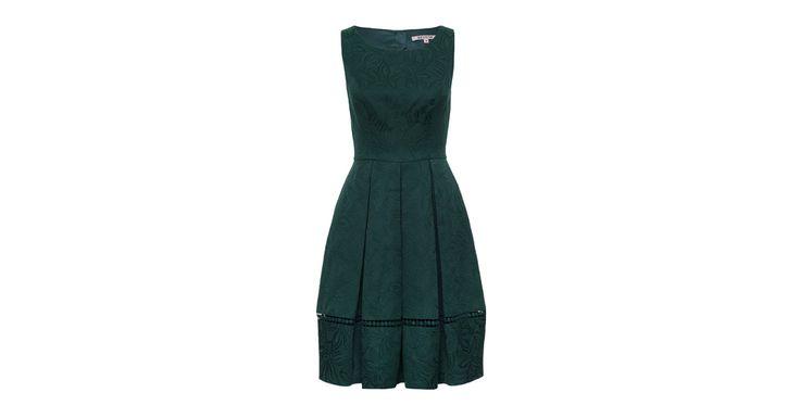 Sadie Dress Pine Green   Dresses   Review Australia