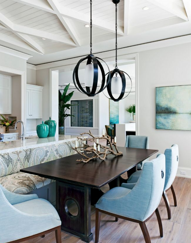 Stofft Cooney Architects Love the banquette