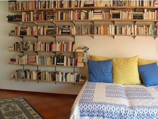 Books in the Bedroom  Library. Best 25  Library bedroom ideas on Pinterest   Bookshelves in
