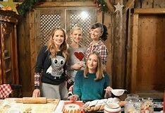 Kristína (so sovičkou na svetre)-videoklip Vianočná jahoda