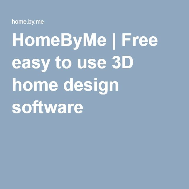 1000 ideas about home design software on pinterest free Simple 3d design software