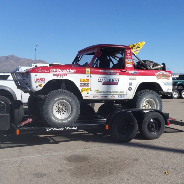 Pin by Lonny Hedgecock on Early Bronco Classic bronco