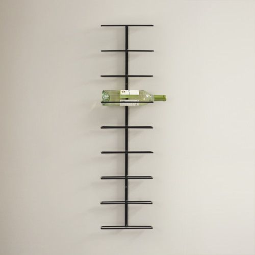 Found it at AllModern - Marlene 9 Bottle Wall Mounted Wine Rack