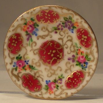 China Plate #135 Plate by Christopher Whitford