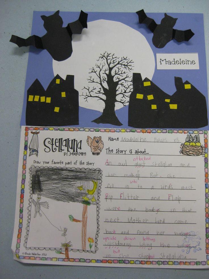 Classroom Fun: Stellaluna