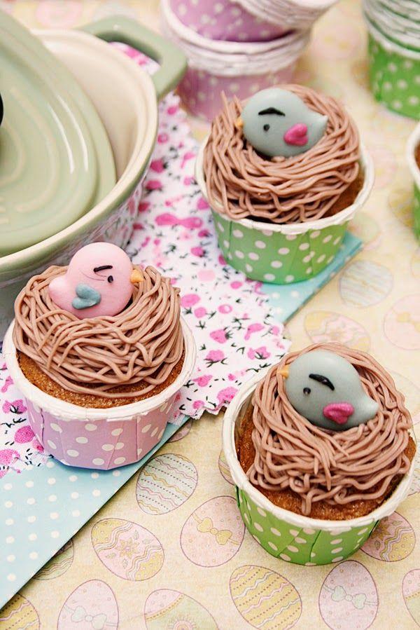 Tu medio cupcake: Recetas de repostería para fiestas y celebraciones #party #sweet #recipes