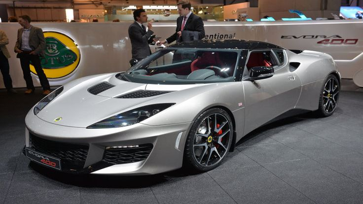 Lotus Evora 400 shows the new face of progress [w/video] - Autoblog