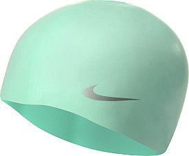 NIKE Youth Silicone Flat Swim Cap