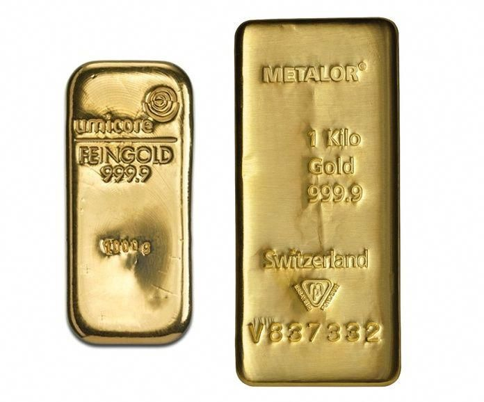 1kg Gold Bars Best Value Bullionbypost From 31 405 Goldinvesting Gold Bar Today Gold Price Gold Supplies