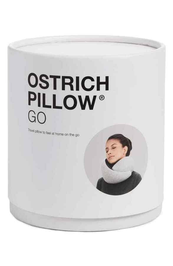 New Ostrich Pillow Go Memory Foam Travel Midnight Gray 60 7640159380788 Ebay Ad Affiliate Foam Tr Memory Foam Travel Pillow Travel Pillow Memory Foam