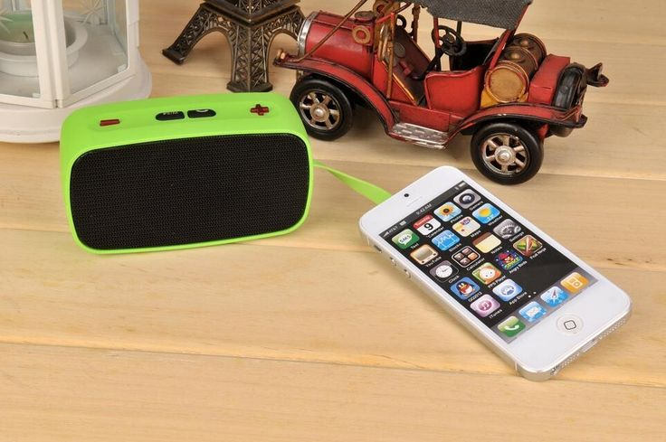 """""""Wireless bluetooth speakers subwoofer card radio, mobile phone small stereo mini portable app system sound box"""""""