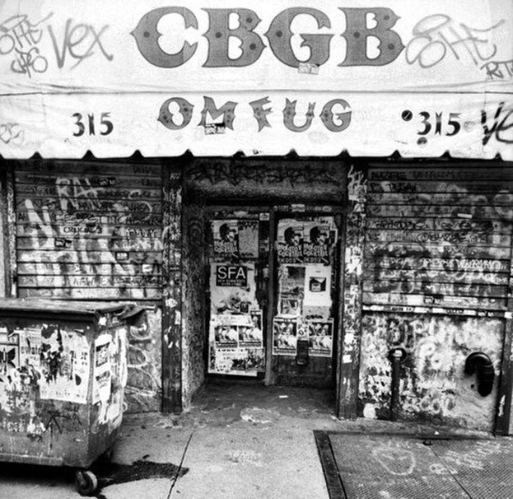 CBGB via Atrium NYC Instagram