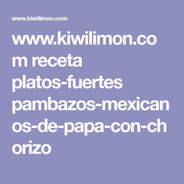 www.kiwilimon.com receta platos-fuertes pambazos-mexicanos-de-papa-con-chorizo