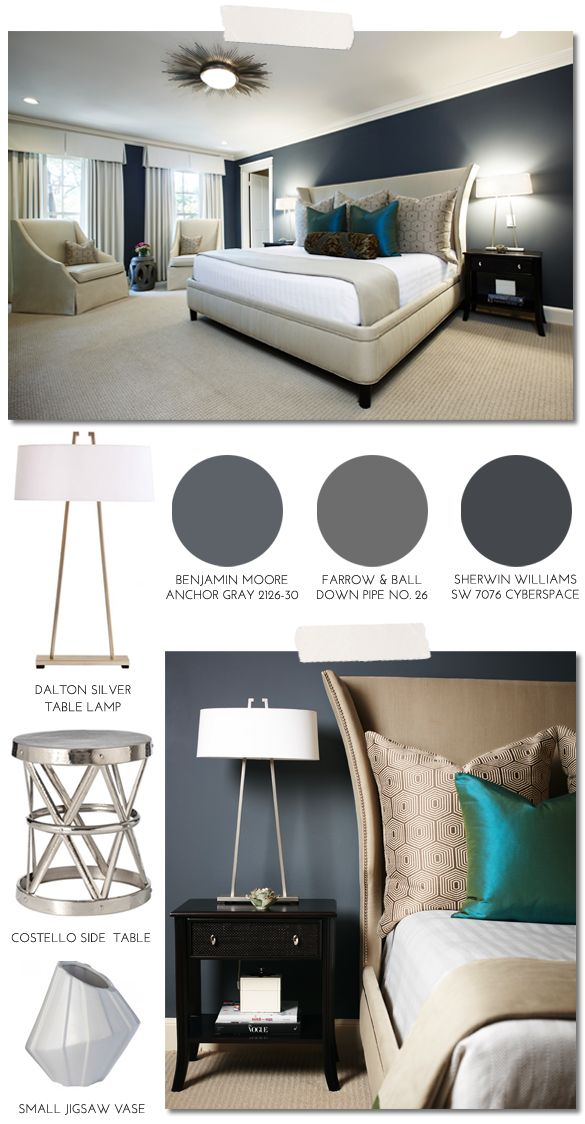 Pulp Sourcebook: #ElegantRenovation Master Bedroom